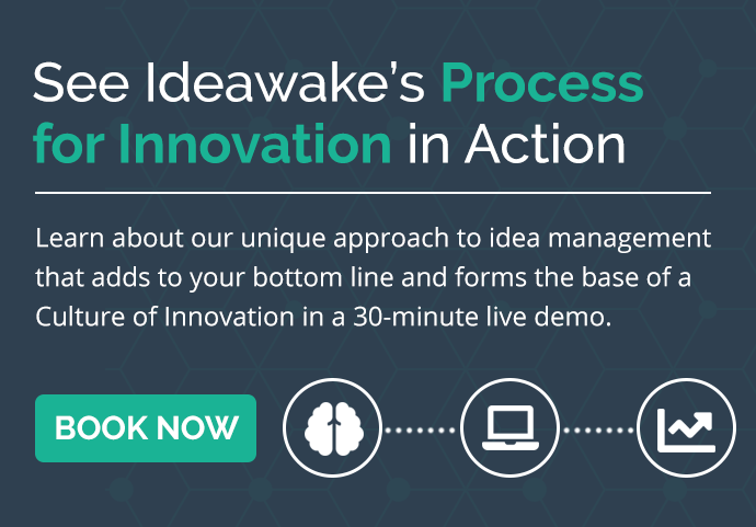 See Ideawake's Process for Innovation in Action