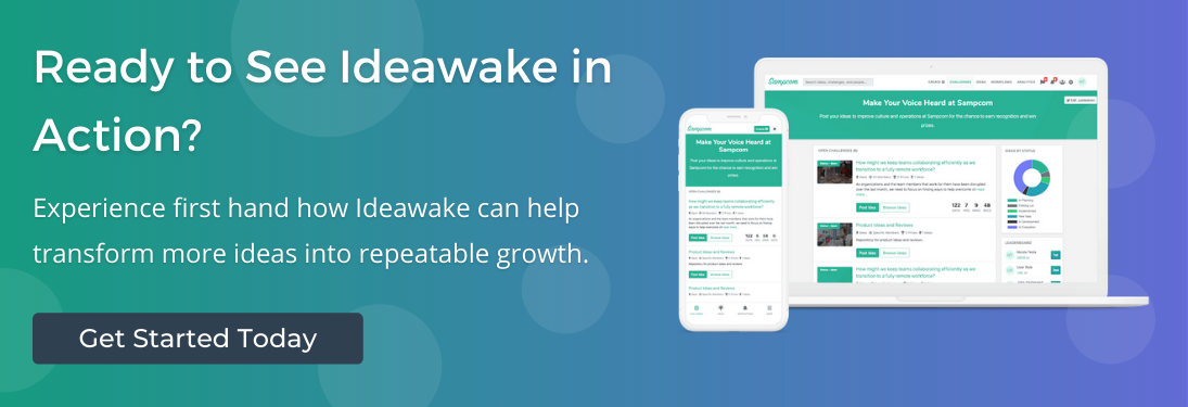 Ready to See Ideawake in Action